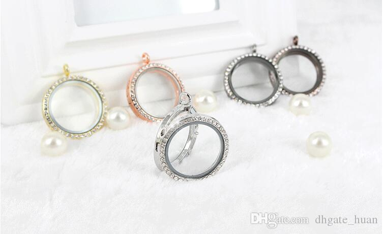 2018 2016 dhl free floating locket pendant necklace women magnetic 2018 2016 dhl free floating locket pendant necklace women magnetic living memory glass floating charm locket with bead chains diy necklaces from dhgatehuan mozeypictures Choice Image