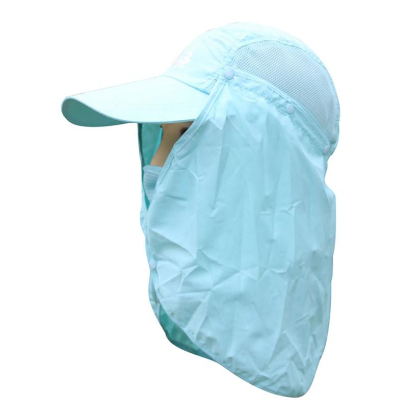 73a4227387662 Newly Design Camping Hiking Fishing Outdoor Big Wide Brim Face Mask ...