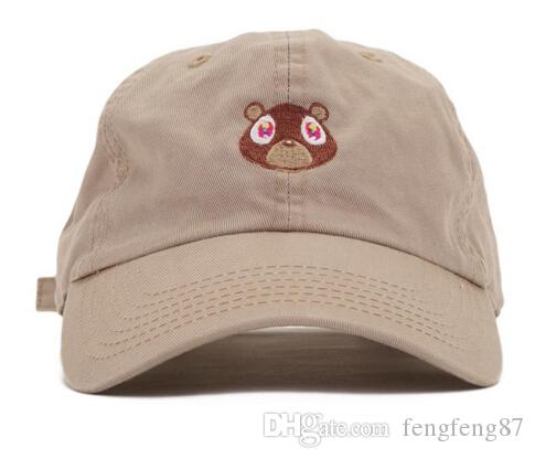 ad5c4adf3c1 Casquette New Kanye West Ye Bear Dad Hat EXCLUSIVE Release Limited ...