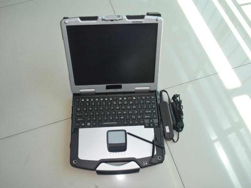 alldata mitchell auto repair for car and truck diagnostic data with computer cf30 toughbook hdd 1tb win7 laptop touch screen 4g