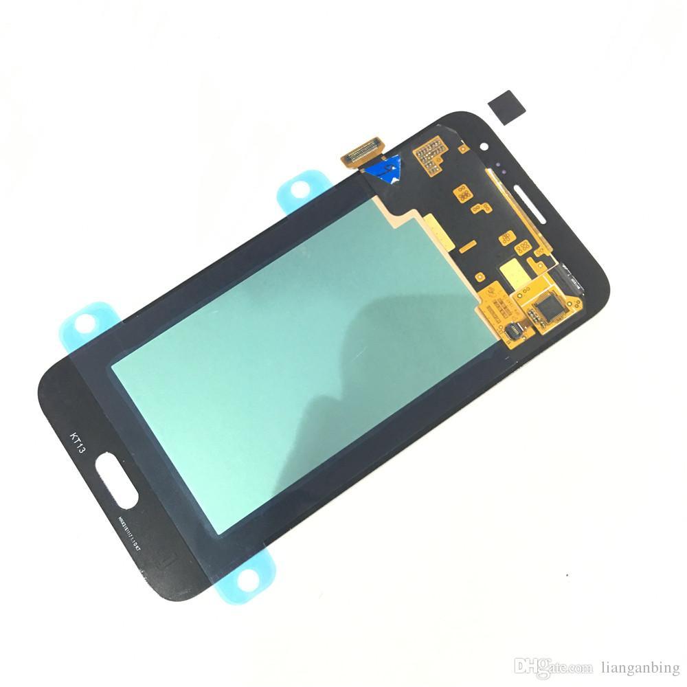 Super AMOLED LCD Display Touch Screen Digitizer For Samsung Galaxy J3 J320 J320M J320Y J320A J320F J3109 Black White Gold DHL lodistics