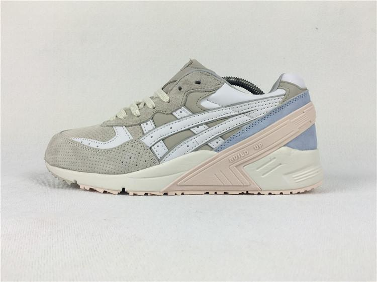 Asics Gel-Lyte H6L0L-2102 Fashion Running Shoes Womens And Mens Lightweight Breathable Athletic Sneakers Free Shiping With Box