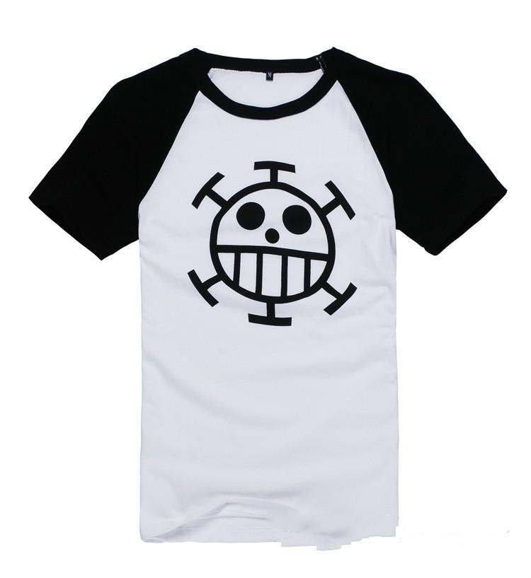 320d8e639 ONE PIECE t-shirt Cosplay Costume Trafalgar Law Spring and Autumn paragraph  Anime t-shirt Sweatshirts トラファルガー・D・ワーテル・ロー