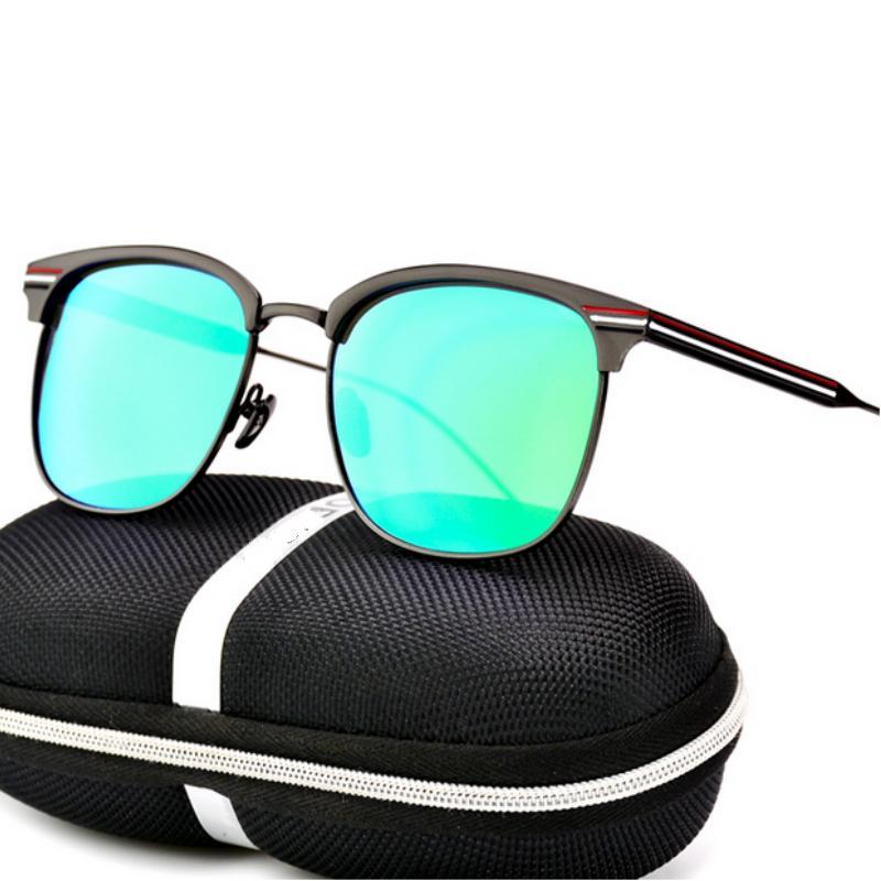 84042eb8cb New Polarized Sunglasses Men Women Retro High Quality Polaroid Lens ...