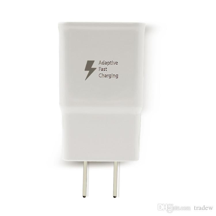 5V 2A Schnellladeadapter Wandladegerät Reiseadapter Netzteil Für Samsung S6 Note 5 Smartphones