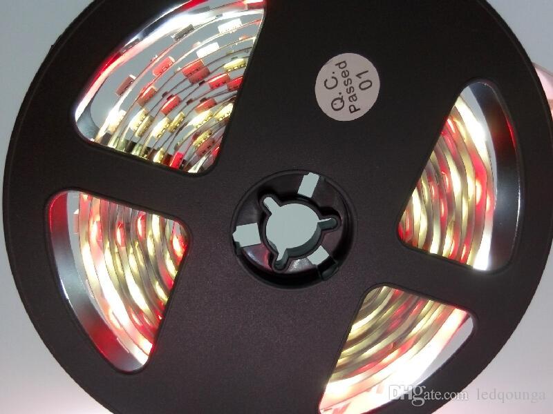 WIFI 20 m 30 m LED Şerit Işık RGBW RGBWW 5050 SMD Su Geçirmez Makara Işıkları Lamba + RF Uzaktan Kumanda + Güç Kaynağı Adaptörü + Amplifikatör CE