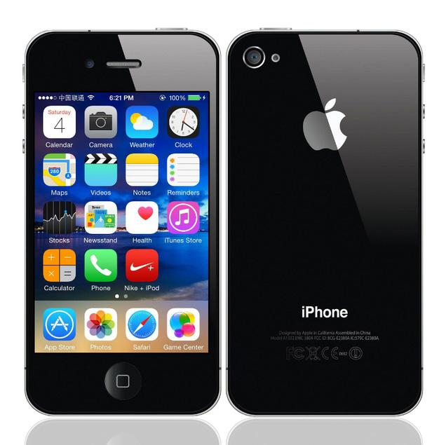 refurbished iphone 4s refurbished apple iphone 4s 32gb ios8 hd screen 4g lte 3g 12849
