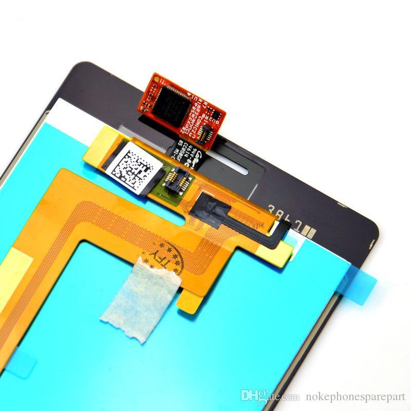 Para Sony Xperia M4 aguamarina Pantalla LCD con pantalla táctil digitalizador Asamblea