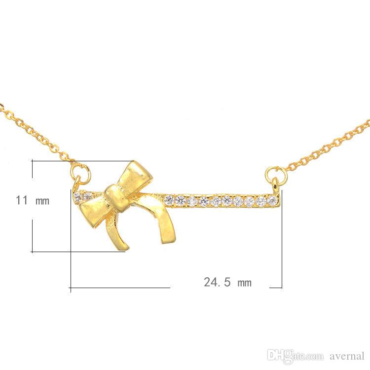 Platinum Plated Charm Necklace 24//5