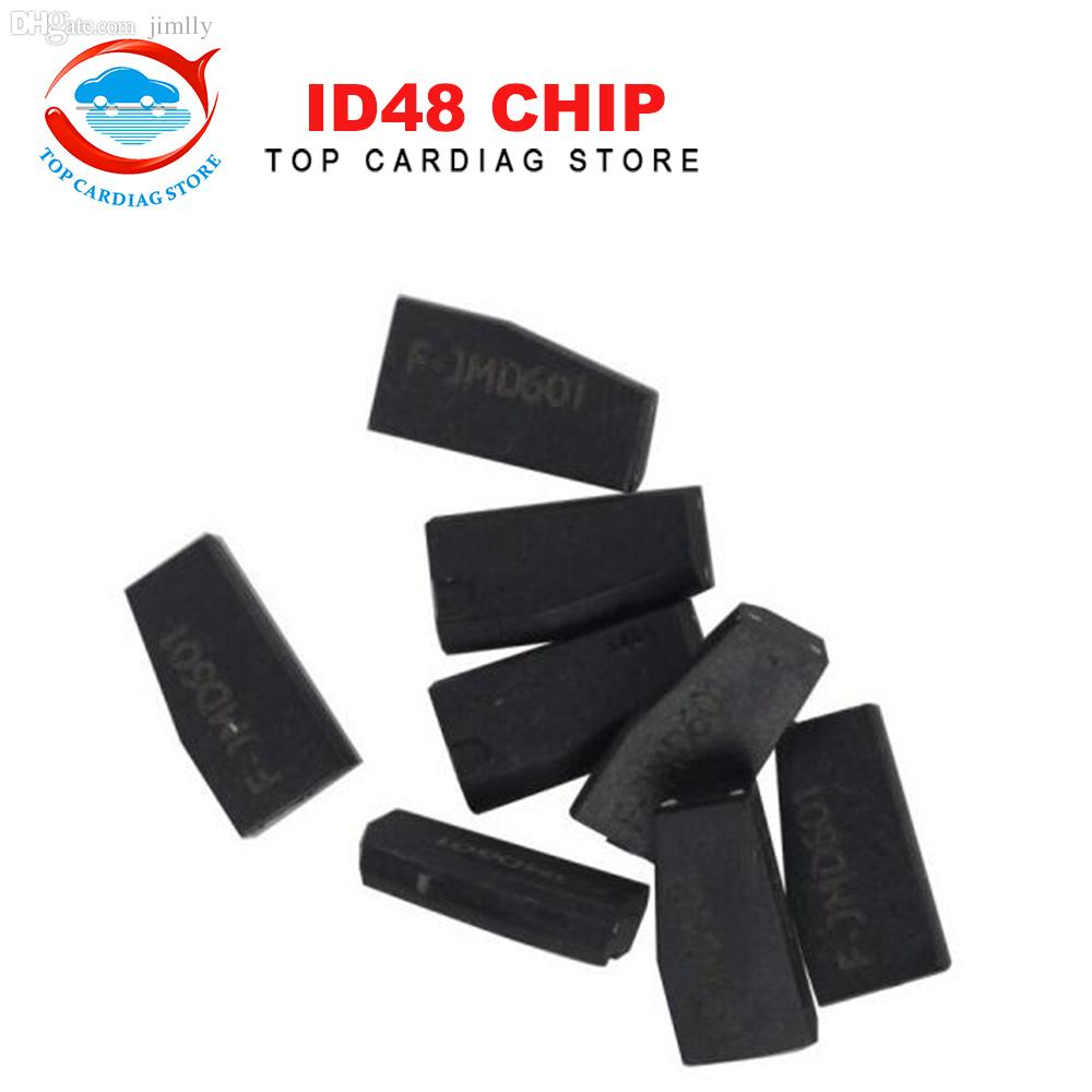 Wholesale-10pcs/lot ID48 Chip For CBAY Handy Baby Car Key Copy JMD Handy Baby Auto Key Programmer 48 Chip free shipping