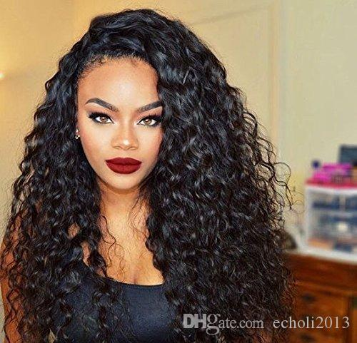 dora glueless 360 Lace Frontal Wig pre pluked 130% Density brazilian Human Hair For Black Women curly 360 Lace Front Human Hair Wig