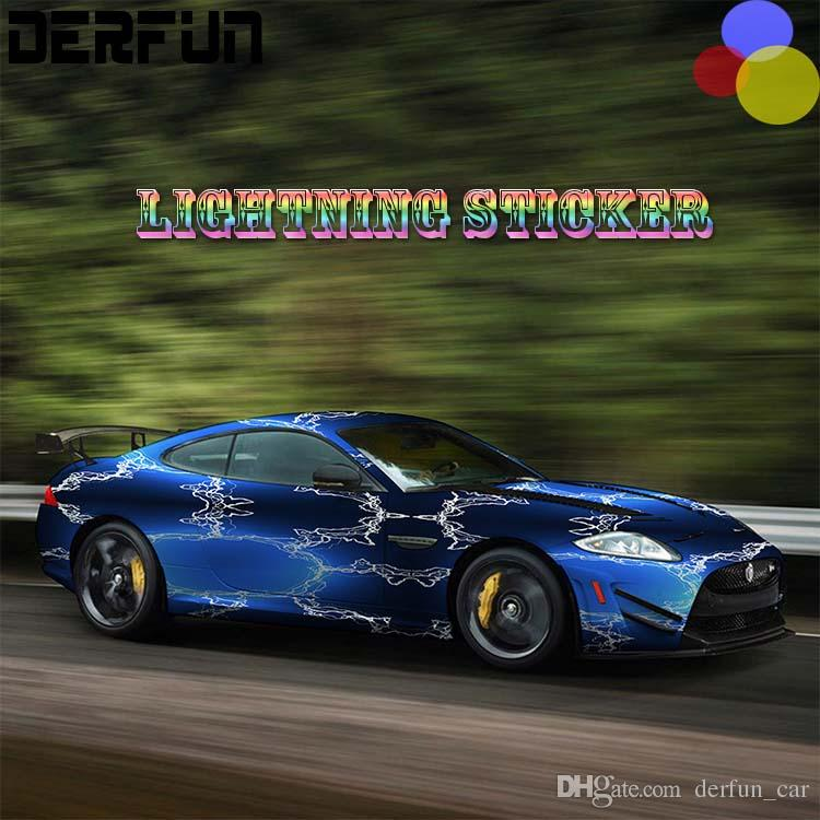 Superb Lightning Vinyl Sticker Bomb Car Wrap Camo Car Vinyl Truck Graphics Car  Wrapping Camouflage Film 1.52*30m/roll Lightning Vinyl Wrap Car Wrap Camo  Lightning ...