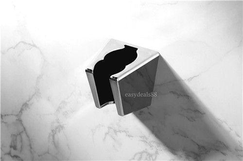 Shower Head Holder Bracket Stand Position For Bathroom Use