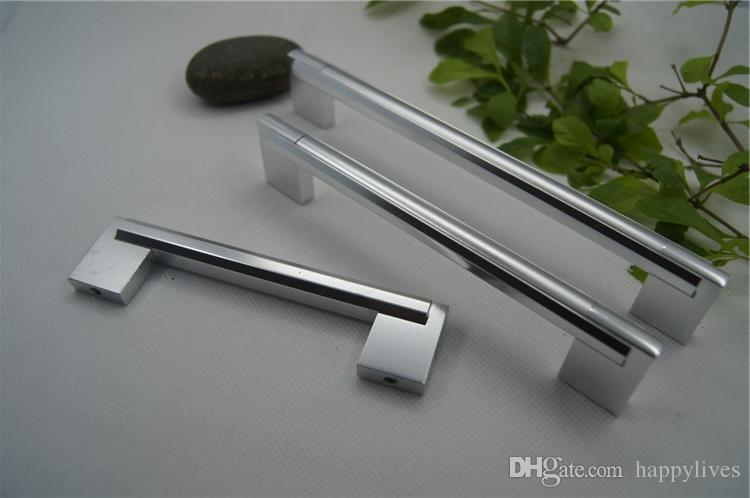 Drawer Knob Stainless Steel Handle Kitchen Cabinet Hardware Pull Cupboard Drawer Knob 6009 Knobs Handles Cupboards u-Shaped Space Handle