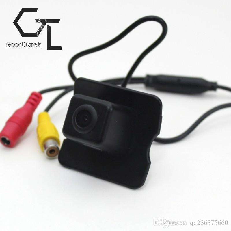 For Mercedes Benz M ML W164 ML450 ML350 ML300 ML250 ML63 Reserved hole Wireless Car Auto Reverse Backup CCD HD Rear View Camera