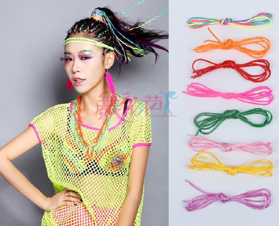 2018 korean braid hair artifact colorful weave tie rope ribbon 2018 korean braid hair artifact colorful weave tie rope ribbon headwear hair accessories hair braided headdress styling tools from bruce888 604 dhgate pmusecretfo Images
