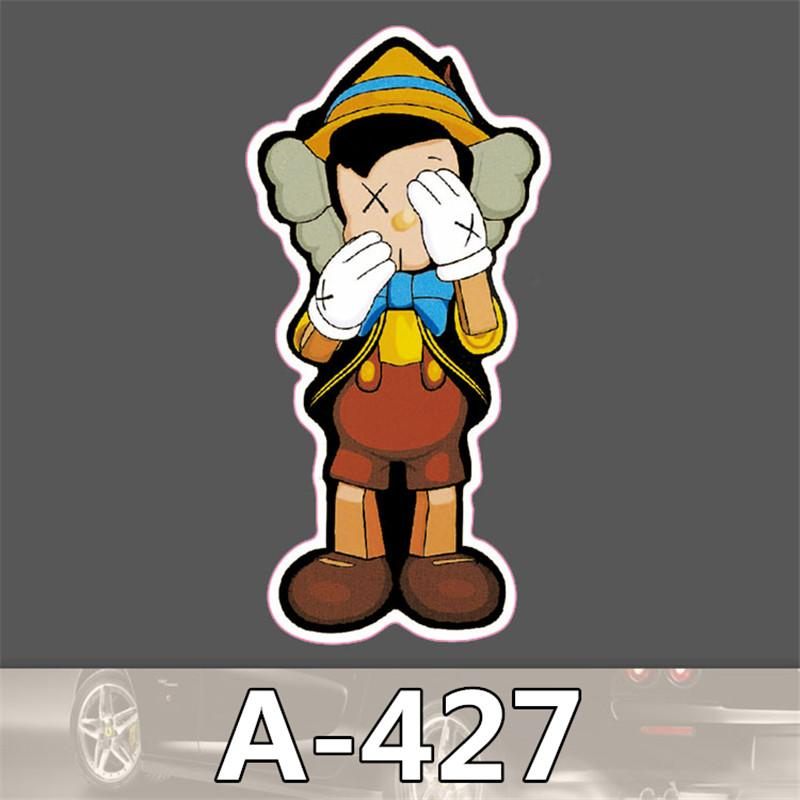 2018 A 427 Car Styling Home Decor Jdm Car Sticker On Auto Laptop ...