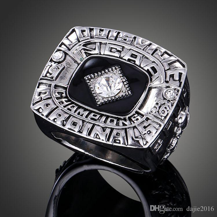 Concurso de liga de anillos de campeonato de la Universidad de Louisville 1986