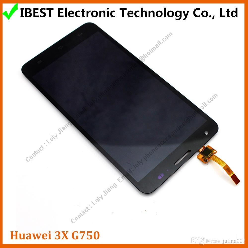 Original 100% noir de remplacement LCD 5.5