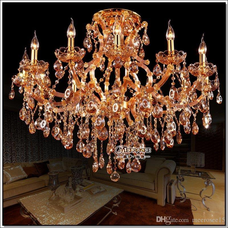 13 lights best selling amber crystal chandelier light big glass 13 lights best selling amber crystal chandelier light big glass chandelierssc md8477 3 light chandelier chandelier table lamps from meerosee15 aloadofball Gallery
