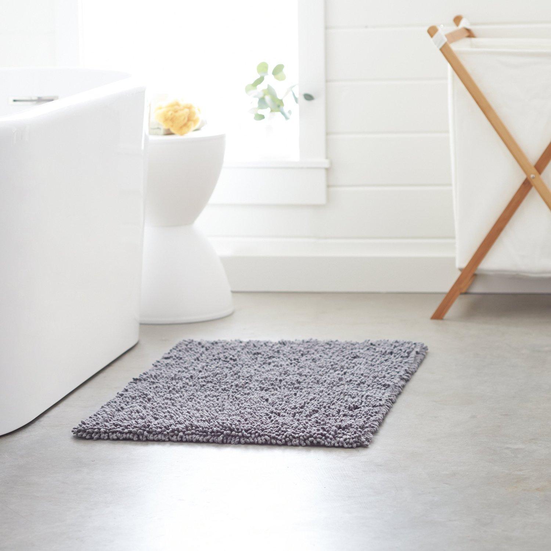 2017 Ks Soft Non Slip Microfiber Polyester Chenille Shaggy Bath
