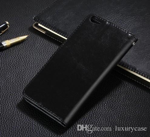 Для BBK Vivo X7 Plus Case оригинальный красочные бумажник откидная крышка симпатичные ультра-тонкий тонкий роскошный кожаный чехол для BBK Vivo X7 Plus