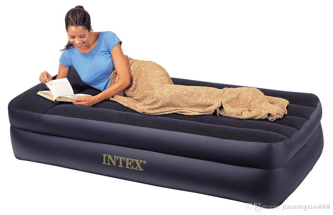 2019 Pillow Rest Twin Airbed With Built In Electric Pump Air
