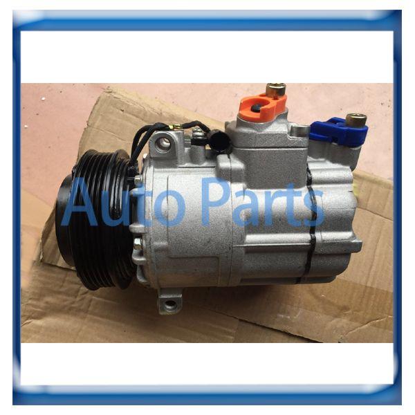 Compressore automatico a / c LAND ROVER FREELANDER 2.0 TD JPB101460 JPB101161 JPB500120 8FK351128091
