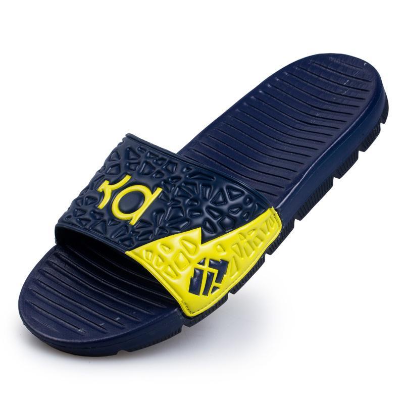 55dd6f271142 2016 New Mens Sport Sandals Men KD Kevin Durant Sandals Man Sandalias De  Hombre Beach Casual Swim Wear Shoe Fringe Sandals Silver Wedges From  Yjunyon