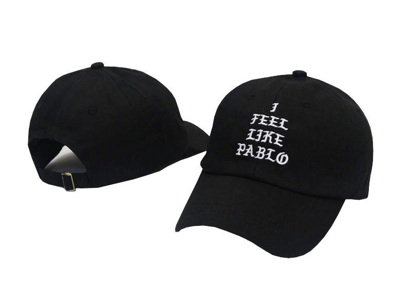 0ac46ba411b Casquette Red  I Feel Like Pablo  Hat Kanye West The Life Of Pablo Merch  Season 3 EMBROIDERED GLASTONBURY UNSTRUCTRED DAD CAP Rose Hat I Feel Like  Pablo I ...