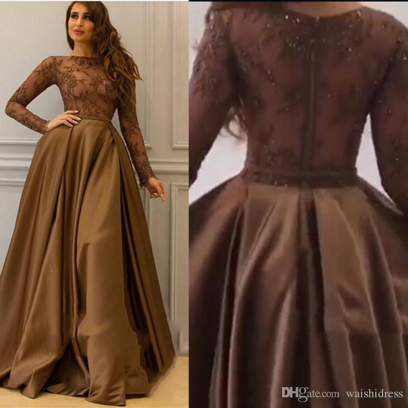 Saudi Arabian Prom Dresses