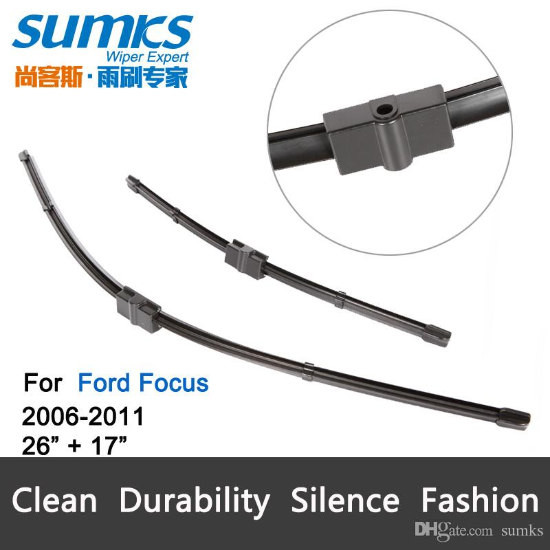 Wiper Blade Size With Installation Of The Rain X Ford