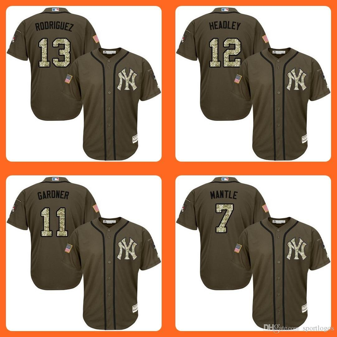 3996688a86b ... mickey mantle new york yankees 596d1 81048  uk new york yankees 12  chase headley green salute to service stitched mlb jersey 31257 81884