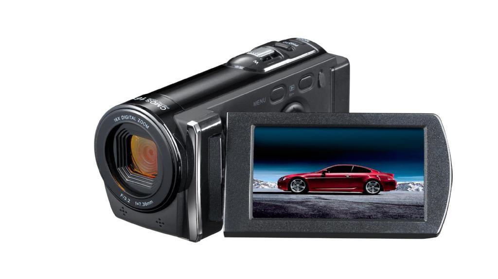 Video kamera HDV-601S profesyonel video ev kamerası yüksek çözünürlüklü kamera dijital video kamera
