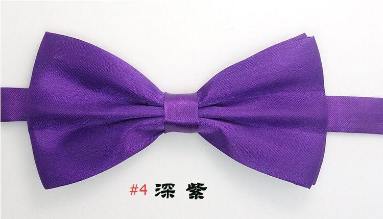 패션 남자의 나비 넥타이 25 색 12 * 6cm 버클 솔리드 컬러 bowknot 조정 남자 넥타이 크리스마스 선물을위한 직업 bowtie