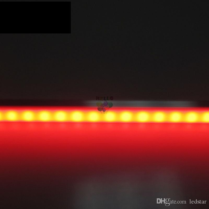 50cm 100cm DC12V LED Bar light High Brightness 5630 With PC cover LED light LED hard strip Cabinet Light Wall Lamp