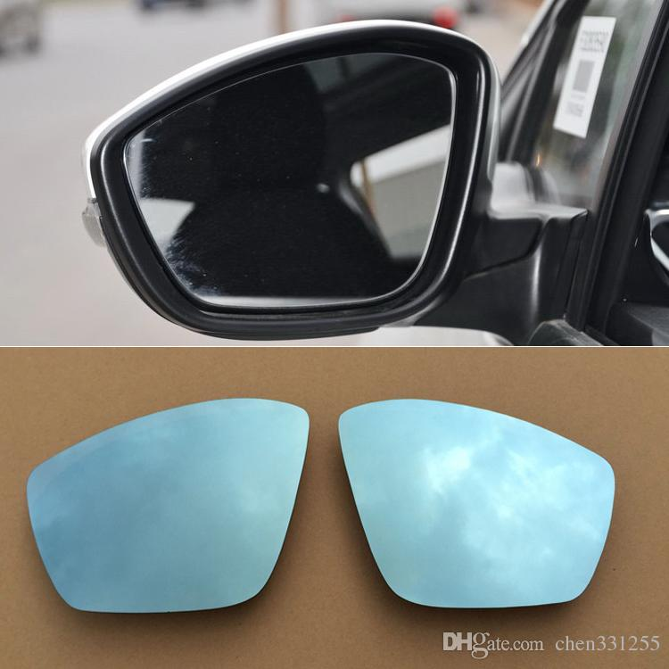 301 Auto Parts >> Auto Parts For Peugeot 301 2008 Rearview Mirror Wide Angle Hyperbola Blue Mirror Arrow Led Turn Signal With Heating