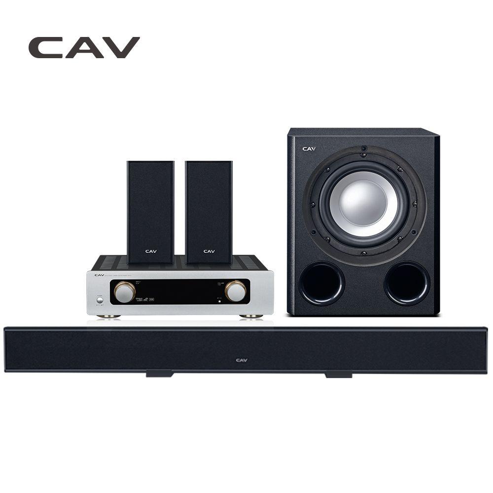 Wholesale Cav Home Theater System 5.1 Bluetooth Soundbar Subwoofer ...