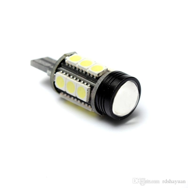 T15 W16W 15 LED 5050 SMD Canbus Error Free High Power Car Auto Reverse Parking Lights Bulb DC12V Cold White 6000-6500K