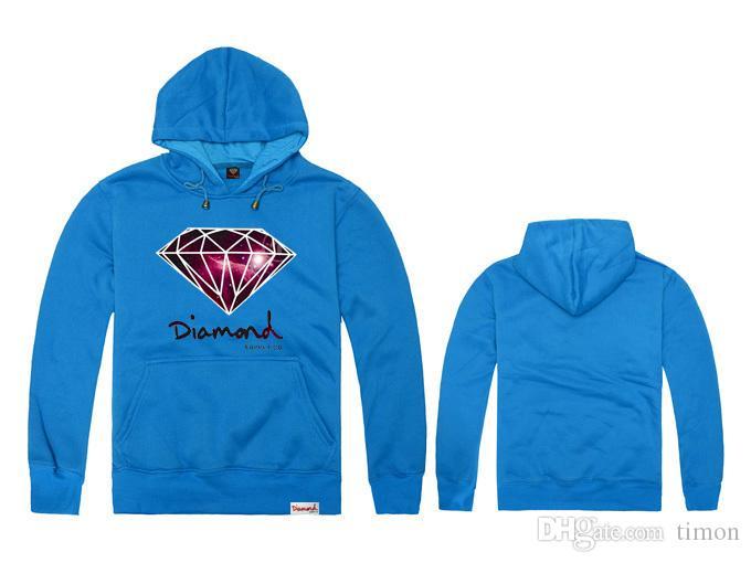 2020 nuevos hombres de suministro compañeros de diamante con capucha de las mujeres de lana marca calle cálida sudadera invierno hip hop moda de otoño jersey primitiva