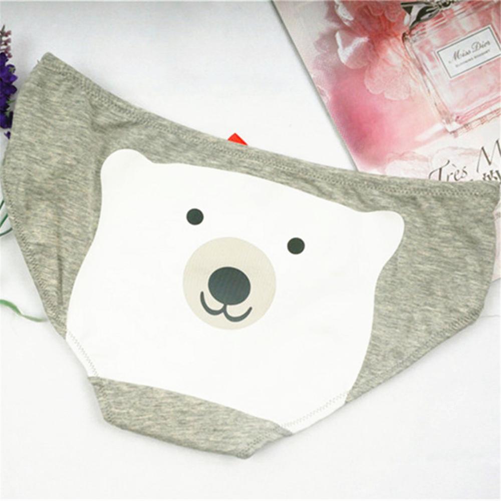 Online Cheap Newest Ladies Underwear Cute Bear Panties Sexy Mid ...