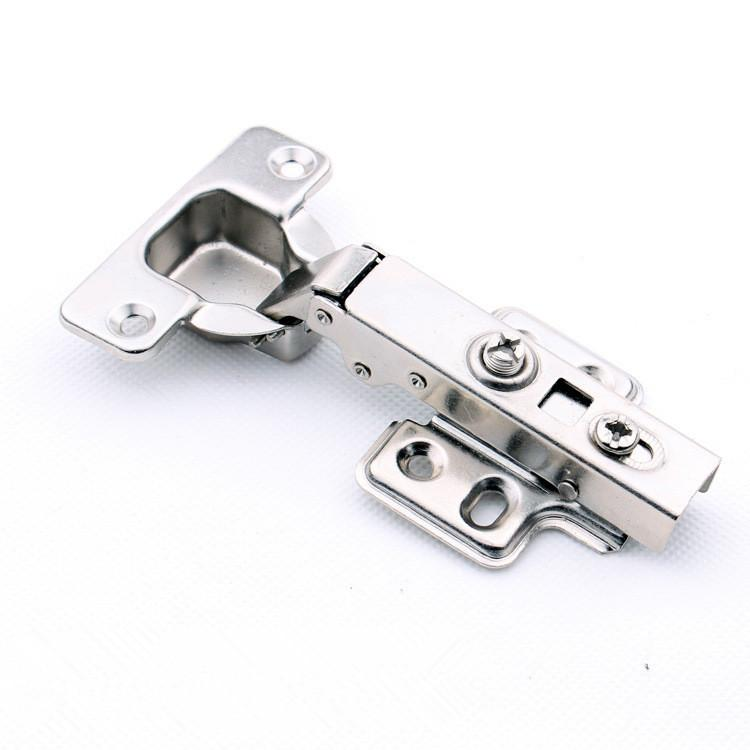 Stainless Steel Kitchen Cabinet Hinges: 2019 Stainless Steel Soft Close Concealed Kitchen Cabinet