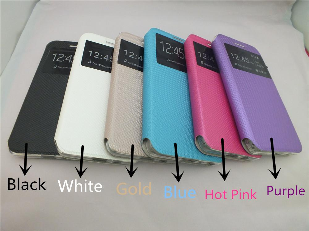PU Leather Phone Case Flip Shockproof Cover For Samsung Galaxy Note 3 / Note 4 / Note 5 / Note 6 / Mega 6.3 I9200 / Mega 5.8 I9150