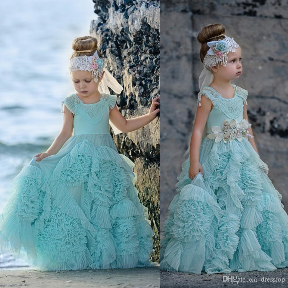 New Dollcake Flower Girl Dresses Special Occasion For Weddings ...