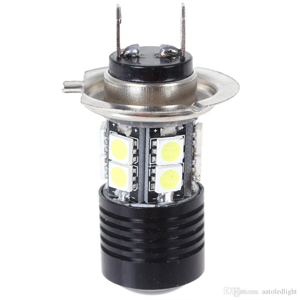 1156 1157 H4 H7 Q5 SMD5050 12 LED Car Head Light Bulb Repalace Extrema Brilhante Longa-duração de Lâmpada Branca