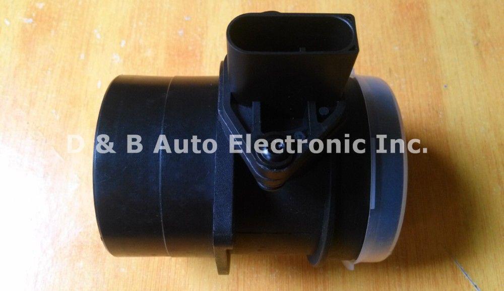 Compteurs de débit d'air Capteurs de débit d'air 0281002461 0 281 002 461 074906461B pour Audi Volkswagen Skoda