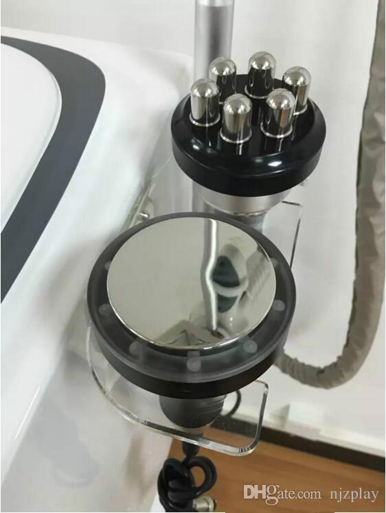 2018 Nova Chegada !!! Máquina gorda profissional de alta qualidade do emagrecimento do laser do RF da cavitação da máquina do gelo da cavitação do RF de Lipo / máquina da perda de peso