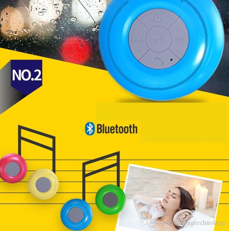 New item Waterproof Speaker Portable Wireless Speaker Sound System 3D Stereo Music Surround Support TF AUX USB wholesale