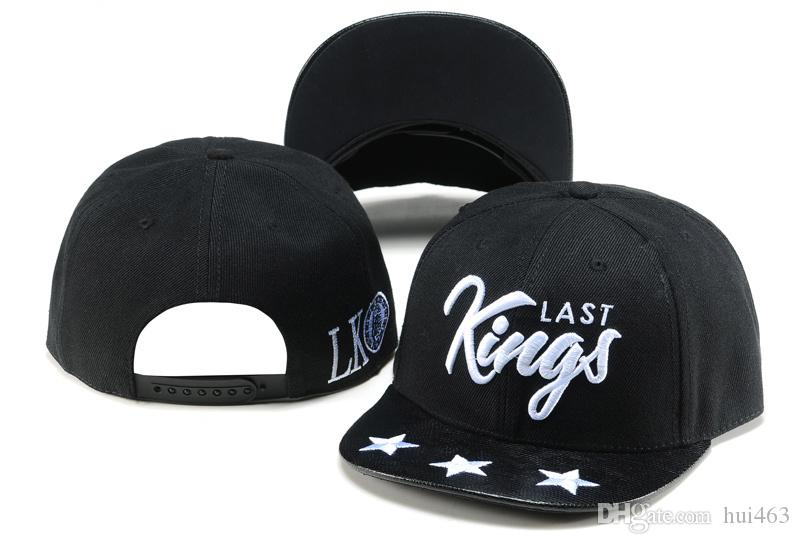 2017 HOT Sale Last Kings Snapback Caps Hip Hop Cap LK Hat Baseball Hats For  Men Casquette Bone Bones Gorras Carton Packaging Kings Caps UK 2019 From  Hui463 0967a079b3d