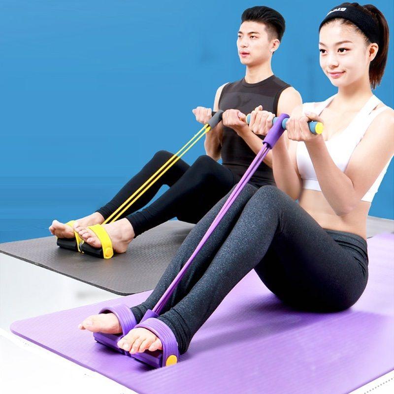 Yoga Belt Tension UPS Fitness Equipment Energy-saving Thin Waist ...